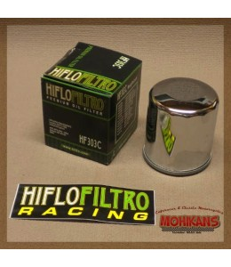 Filtro de aceite cromado HF303C