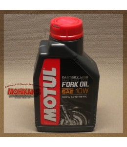 Motul aceite horquilla 10W sintético