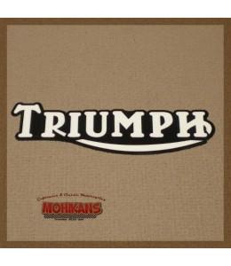 Vinilo depósito gasolina Triumph