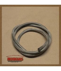 Cable de bujia negro 1m
