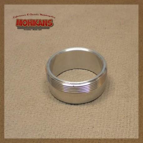 Cuello aluminio tapón Monza 50mm