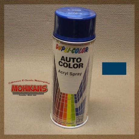 Pintura acr lica spray moto color azul - Spray pintura acrilica ...