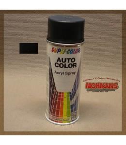 Pintura Spray acrílica negro mate