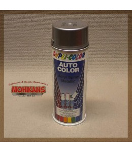 Pintura Spray acrílica gris claro-metálico