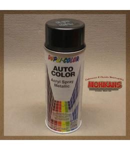 Pintura Spray acrílica negro-metálico
