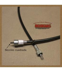 Cable velocímetro 73mm