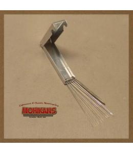 Escariador de chiclés 0.4mm /1.6mm