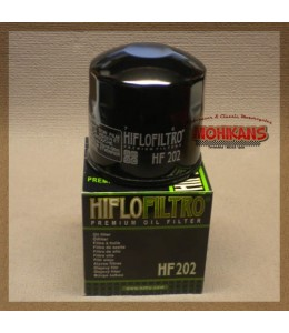 Filtro aceite HF202