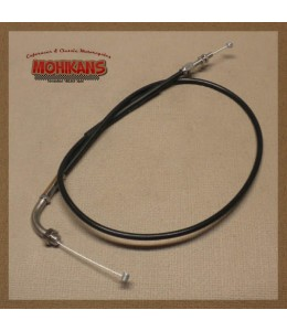 Cable acelerador abrir Kawasaki KZ550