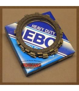 Discos de embrague EBC