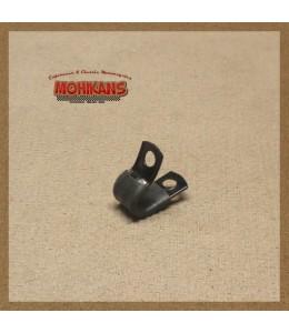 Abrazadera 8mm plástico/goma