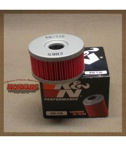 Filtro de aceite K&N KN-136