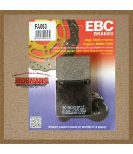 Pastillas de freno EBC FA063