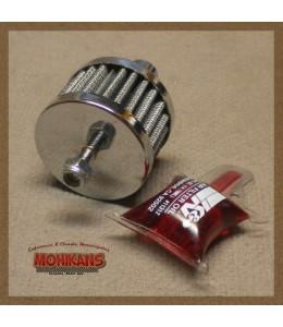Filtro aire K&N respiradero motor y caja cambios 16mm