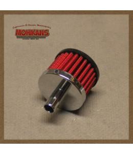 Filtro aire K&N respiradero motor y caja cambios 13mm conexión metálica