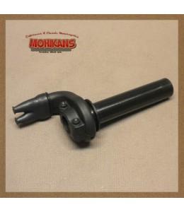 Puño de gas sin empuñadura Tommaselli doble cable