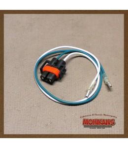 Conector bombilla 12v H8 de faro