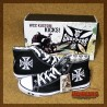 Zapatillas Warrior Hi-Top negras