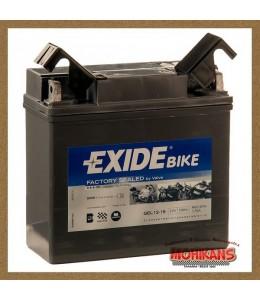 Bateria de gel Exide BMW R45