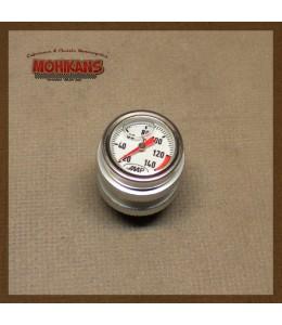 Indicador temperatura aceite motor