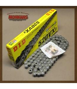 Cadena abierta acero D.I.D 520VX2/106