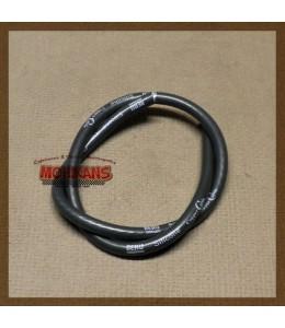 Cable bujía negro silicona 50mm