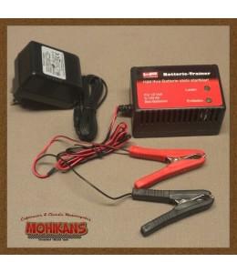 Mantenedor-cargador de baterias 12v