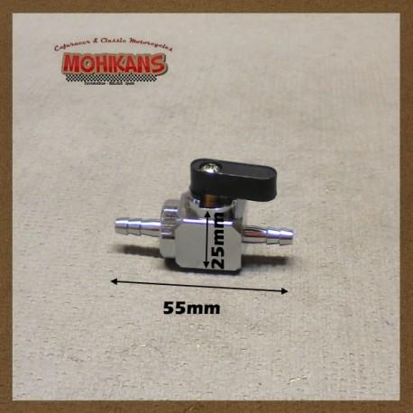 Válvula intermedia cerrado-abierto 5mm