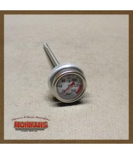 Indicador temperatura de aceite