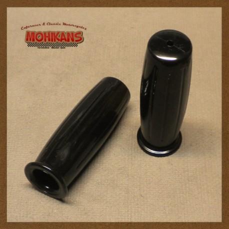 Puños Amal negro 22mm