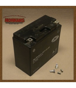 Bateria de gel JMT YT12B-BS Triumph Bonneville Hinckley