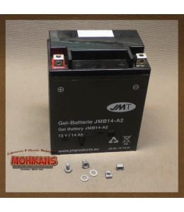 Bateria JMT JMB14-A2 gel