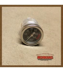 Indicador temperatura de aceite N