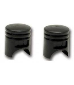 Tapones de válvulas Pistón negro