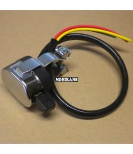 Conmutador de intermitente manillar 1 pulgada