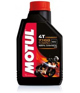 Motul aceite motor sintético 10W50 4T 1 litro