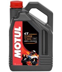 Motul aceite motor sintético 10W40 4T 4litros