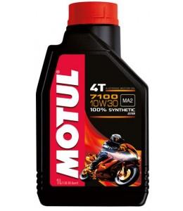 Motul aceite motor sintético 10W30 4T 1 litro