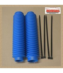 Fuelles de horquilla azul