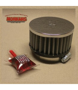 Filtro de Aire K&N 57mm redondo-recto