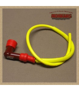 Cable-pipeta NGK amarillo-rojo