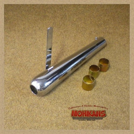 Megáfono tipo Bomber 41cms