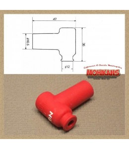Pipeta NGK LB05EMH-R rojo