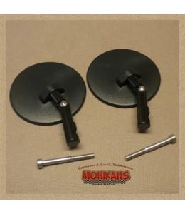 Espejos rectos-articulados para contrapesos