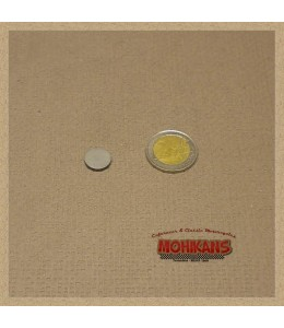 Pastilla reglaje de válvulas 2.15mm