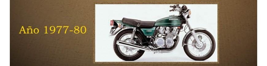 Kawasaki KZ650 B