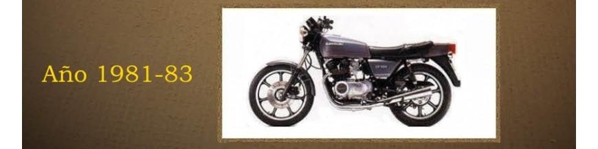 Kawasaki KZ550 B
