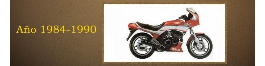 Yamaha XJ 600 año 1984-1990