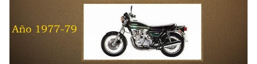 Kawasaki KZ1000-A 1977-79