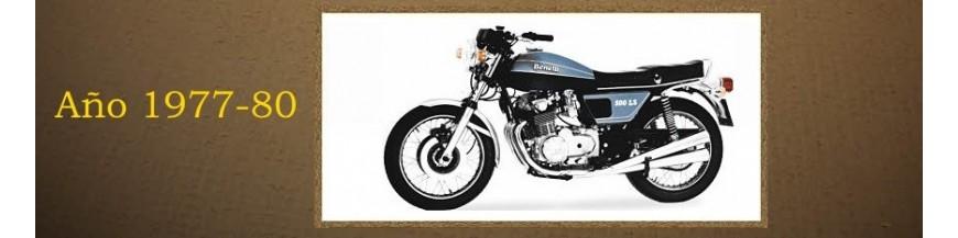 Benelli 500 LS 1977-81